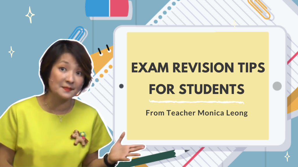 Exam revision tips for students